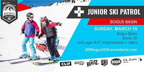 WILD SKILLS Junior Ski Patrol: Bogus Basin tickets