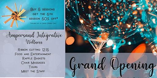 Ampersand Grand Opening