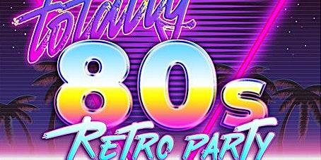 FREE* Totally 80s Retro Party