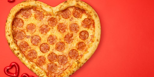 Kids in the Kitchen (ages 8-12): Heart Shaped Pizza