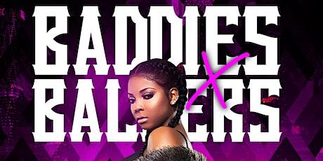 Baddies X Ballers : Money Marr + Guests Live tickets