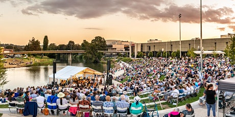Music by the River 2020 (featuring Canberra Symphony Orchestra) tickets