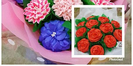 Cupcake Bouquet Class tickets