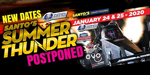 Santo's Summer Thunder - January 24 & 25 2020