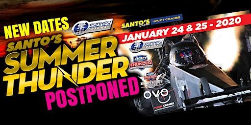 Santo's Summer Thunder - January 24 & 25 2020