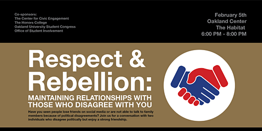Respect and Rebellion: Maintaining Relationships with Those Who Disagree with You