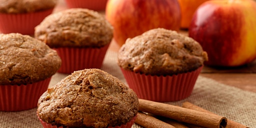 Kids in the Kitchen (ages 8-12): Muffins and Hot Cocoa
