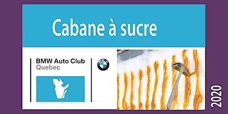 Cabane á sucre / Sugar Shack tickets