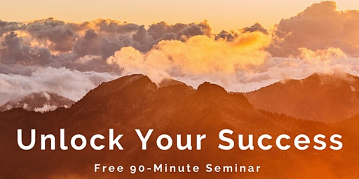 Unlocking Your Success Seminar