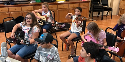OYOU Kid's Music Camp July 13th and 14th
