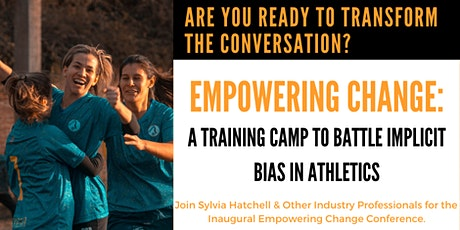Empowering Change: A Training Camp to Battle Implicit Bias in Athletics tickets