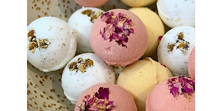 DIY Bath Bombs and Salt Soaks with Herbs Oils + Bath (02-01-2020 starts at 1:00 PM) tickets