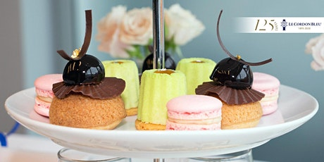 High Tea at Le Cordon Bleu on Wednesday 26th February 2020 tickets