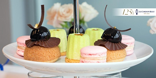 High Tea at Le Cordon Bleu on Wednesday 26th February 2020