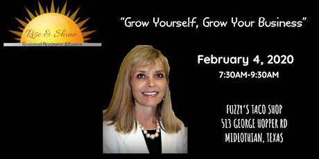 Ellis County Business Alliance Rise & Shine Networking Meeting tickets