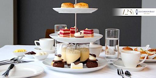 High Tea at Le Cordon Bleu on Saturday 29th February 2020