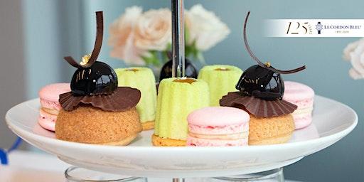 High Tea at Le Cordon Bleu on Tuesday 25th February 2020