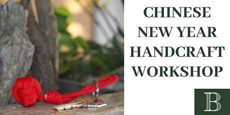 Chinese New Year Handcraft Workshop tickets
