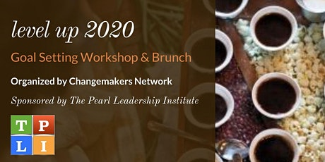 Level Up 2020 - Goal Setting Workshop & Brunch tickets