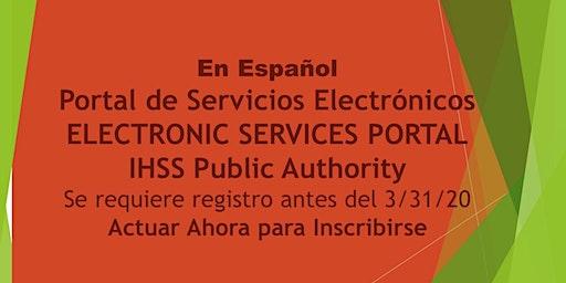 EN ESPAN0L  Moreno Valley Electronic Services Portal Training