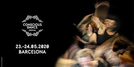 Conscious Dance Festival Barcelona 2020 entradas