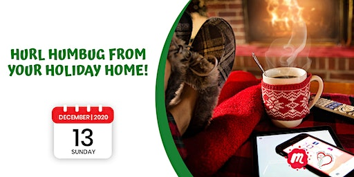 Hurl Humbug from Your Holiday Home!