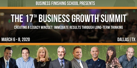 The Business Growth Summit tickets