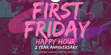 Culture Shock First Friday Happy Hour tickets