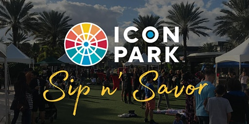 Sip n' Savor at ICON Park