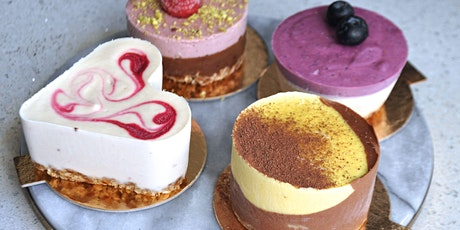 VEGAN DESSERT WORKSHOP tickets