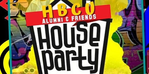 Douglass Theatre's HBCU House Party!