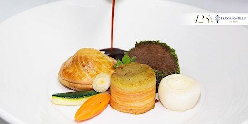 5 Course Dinner on Thursday 5th March 2020 at Le Cordon Bleu