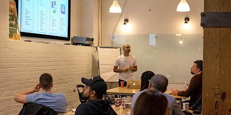 Introduction to Citizen Data Scientist - Bootcamp tickets