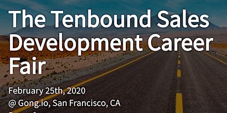 The Tenbound Sales Development (SDR) Career Fair San Francisco tickets
