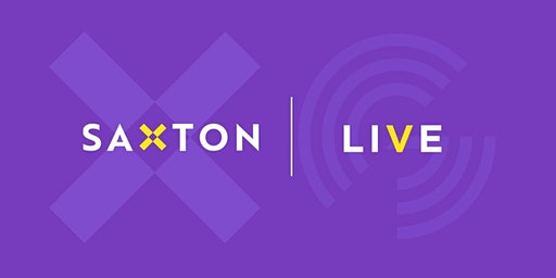 Saxton Live