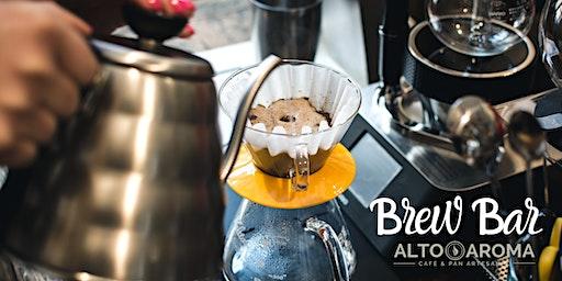 Alto Aroma® Experiencia de Brew Bar