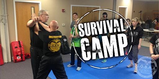 C.O.B.R.A. 1 Day Survival Camp #24