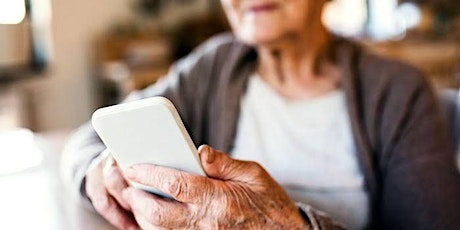 Seniors Festival:  Introduction to Tablets and Smartphones  - Harrington tickets