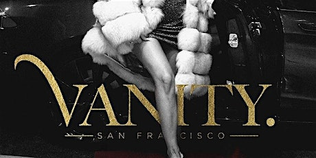 Friday at VANITY - Table & FREE Champagne Bottle for Birthday Celebrations tickets