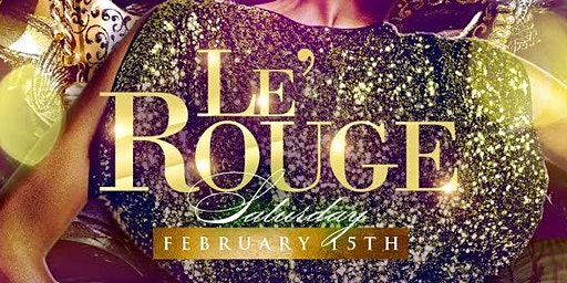 Le'Rouge Mardi Gras Ball