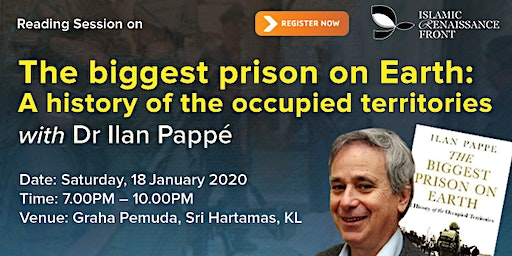 """Reading Session on """"The biggest prison on earth"""""""