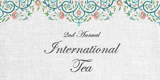 2nd Annual International Tea