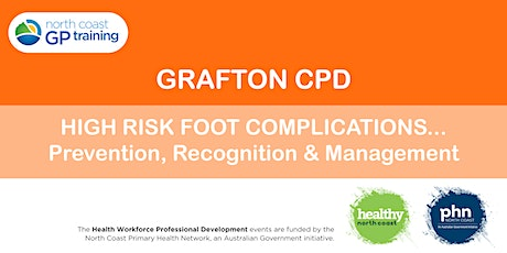 Grafton CPD: High Risk Foot Complications tickets