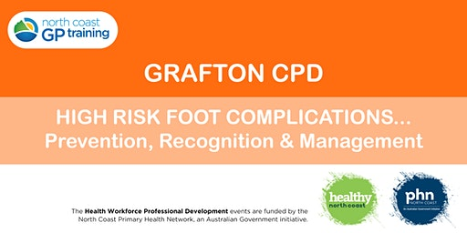 Grafton CPD: High Risk Foot Complications