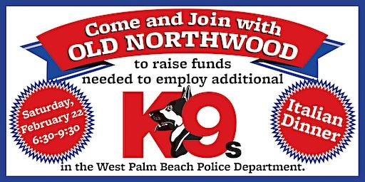 ONW &  WPBPD  K-9  Italian Dinner Fundraiser