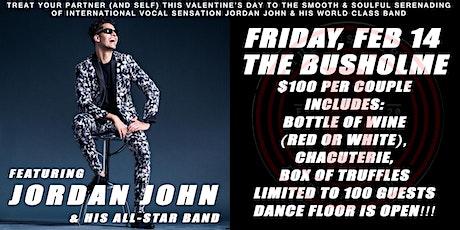 Jordan John & His All-Star Band tickets