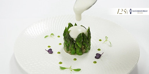 7 Course Dinner on Saturday 7th March 2020 at Le Cordon Bleu