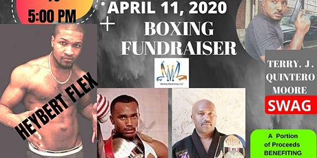 Snow Black the movie Boxing Fundraiser  tickets