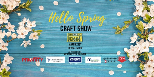 Hello Spring! Craft Show