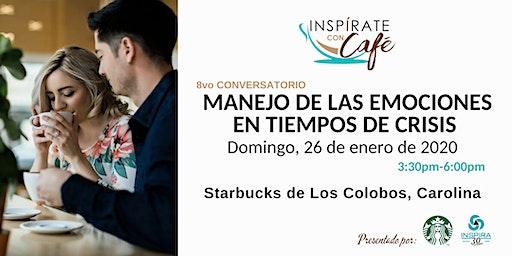 Inspírate con Café: 8vo Conversatorio